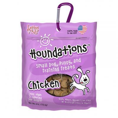 Houndations Training Treats - Chicken