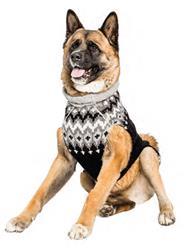 Black Ski Sweater