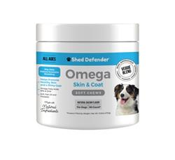 Omega Skin & Coat Soft Chews - 90ct.