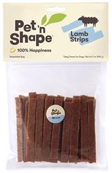 Lamb Strips 9oz bag