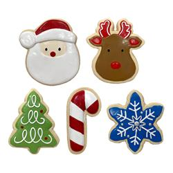 fouFIT™ Holiday Sugar Cookie Chew - Case of 3