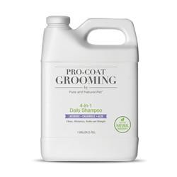 Pro-Coat 4-in-1 Daily Shampoo (Lavender • Chamomile • Aloe)