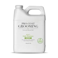 Pro-Coat 4-in-1 Daily Shampoo (Unscented)