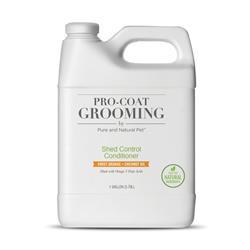 Pro-Coat Shed Control Conditioner (Sweet Orange • Coconut Oil)