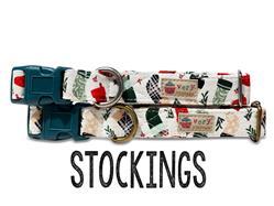 Stockings – Organic Cotton Collars & Leashes