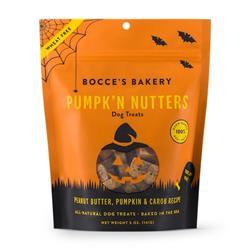 Pumpk'n Nutters Biscuits, 5 oz Bags