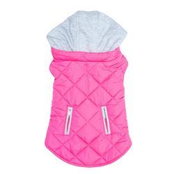 Weekender Dog Sweatshirt Hoodie - Pink