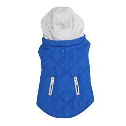 Weekender Dog Sweatshirt Hoodie - Royal Blue