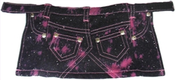 Pink Glitter Skirts