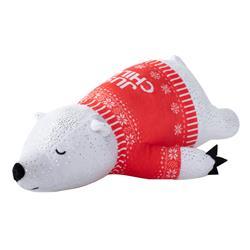 Chill Mode Plush Dog Toy