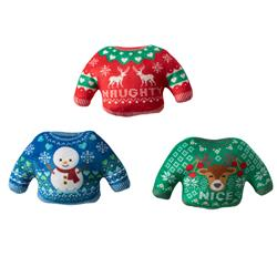 The Snuggle Is Real Small Plush Dog Toys - Set Of 3