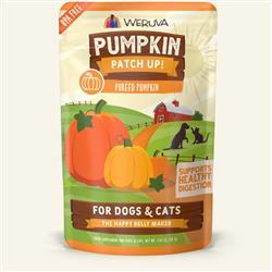 Weruva Dog/Cat Pumpkin 1.05 Oz Variety Pack Pouch (Case Of 12)