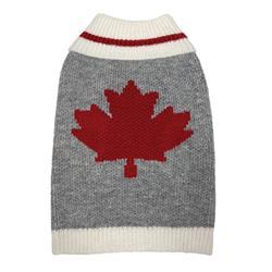 Heritage Maple Leaf Sweater