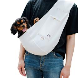 Lof Pet Comfort Pet Sling Carrier For Small Dogs and Cats