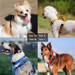 Lof Pet H-Type Harness with Handle