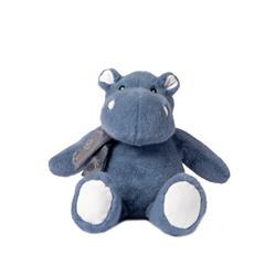 NANDOG MY BFF BLUE HIPPO PLUSH PET TOY