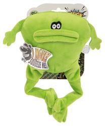 goDog Action Plush Frog