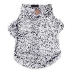 Wubby Fleece 1/4 Zip Pullover Navy
