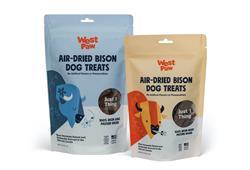 Air-Dried Bison Dog Treats