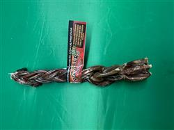 6 inch Braided Pizzler With Cigar Band