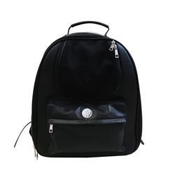 Vanderpump Classic Pet Backpack - Black
