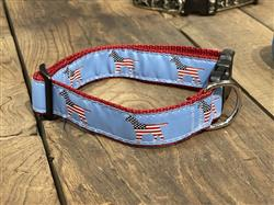"""American Dog - 1.25"""" Collars, Leashes and Harnesses"""
