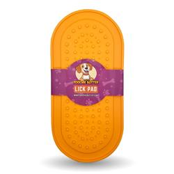 Dog & Cat Lick Pad (with Suction Cups)