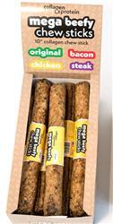 Mega Beefy Sticks - Chicken Flavor