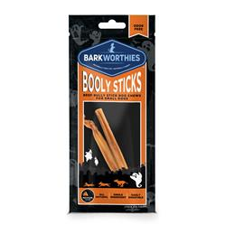 "4"" Booly Sticks Beef Bully Sticks 2 pk by Barkworthies"