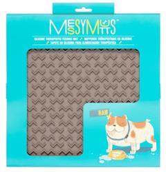 Messy Mutts Dog Lick Mat Silicone Warm Large Medium