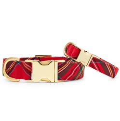 Tartan Plaid Dog Collar