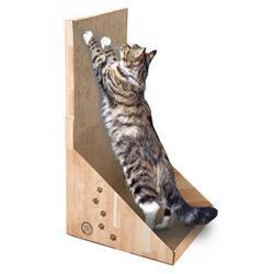 Stretch & Scratch Wall Cat Scratcher