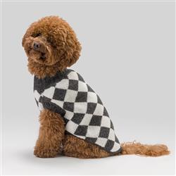 Chess Gray Sweater