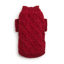 Ruby Chenille Mockneck Sweater