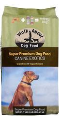 Canine Exotics Vegan Recipe Dog Food, 7 lb. Bag