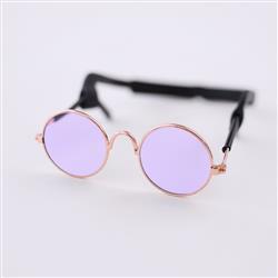 Dog Sunglasses: Purple