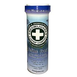 Feline Frost - Catnip, Silvervine, and Peppermint Blend - Case Pack - 12/case