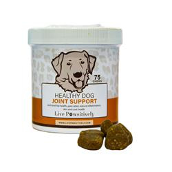 Live Pawsitively Healthy Dog Joint Support Daily Chew