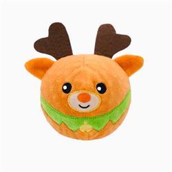 Happy Woofmas– Reindeer