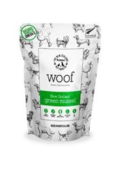 Woof Treat NZ Green Lipped Mussels 1.76oz by The New Zealand Natural Pet Food