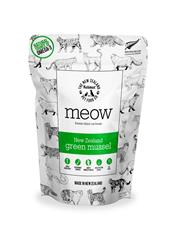 Meow Treat NZ Green Lipped Mussels 1.76oz by The New Zealand Natural Pet Food