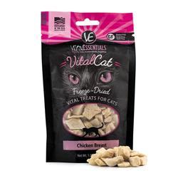 Vital Cat® Freeze-Dried Chicken Breast Cat Treats, 1 oz