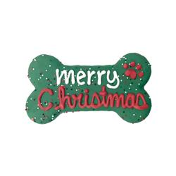 Bosco & Roxy's | Christmas 2021 | Merry Christmas 6 Inch Bone