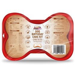 Puppy Cake Dog Birthday Cake Kit Peanut Butter