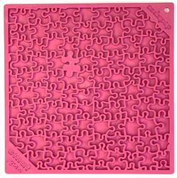Jigsaw Design Emat Enrichment Licking Mat - Blue - COPY