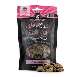 Vital Cat® Freeze-Dried Chicken Giblets Cat Treats, 1 oz