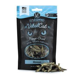 Vital Cat® Freeze-Dried Minnows Cat Treats, 0.5 oz