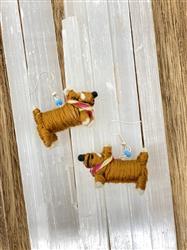 Worry Dog Earrings