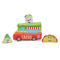 Outward Hound Hide A Taco Truck Multi Color