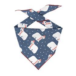 Christmas Bandana | Holiday Bandana | Polar Bear | Winter Bandana